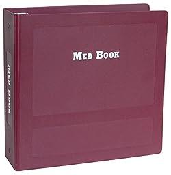 Beam Big Side Open Med Book