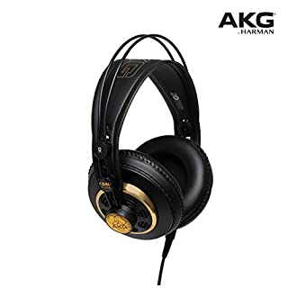 AKG K240STUDIO Semi-Open Over-Ear Professional Studio Headphones (B0001ARCFA) | Amazon Products