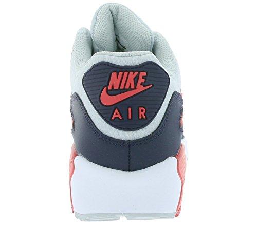 Nike Mädchen 833340-005 Turnschuhe Grau