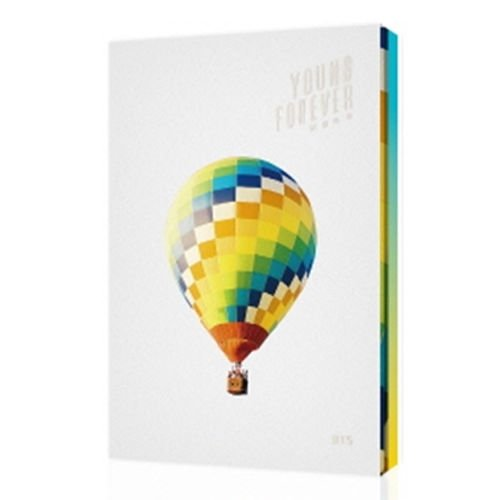 BTS - [EPILOGUE : YOUNG FOREVER] In The Mood For Love Special Album DAY ver. 2CD+POSTER+112p Photo Book+1p Polaroid Card+2 Extra BTS Photocard