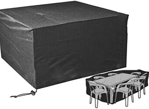 家具カバー ファニチャーカバー 防水カバー ガーデン 屋外 PVCコーティングされたサイズはカスタマイズすることができます、8サイズ JFIEHG-7 (Size : 170X94X70CM)