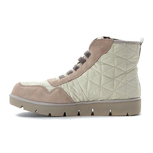 Mia Kvinna Terran Mode Sneaker Vit