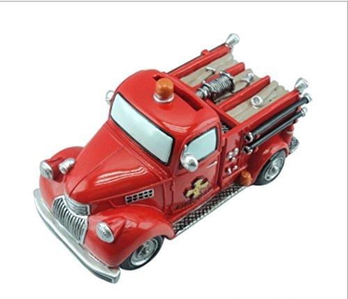 Retro Fire Engine - 2