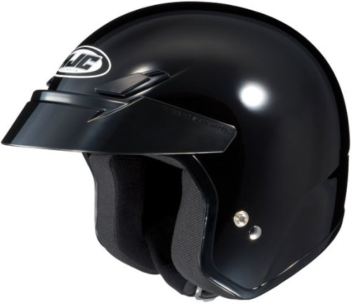 HJC Helmets CS-5N Helmet (Black, ()