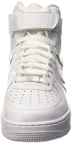 Force Blanc Nike Homme '07 Blanc Baskets High 1 Air Blanc H5UxTq5z