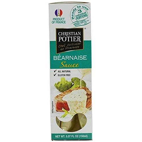Christian Potier Bearnaise Sauce, 5.07 oz