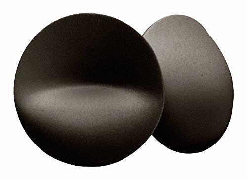 c558a3c08886f Galleon - BRAVO Shaper Plus Bra Pad Inserts (Adds A Size!). Wear As Swim  Shapers   Bra Inserts (Black
