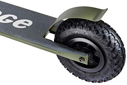 Dirt Scooter Trotinette de Ridge avec Pneus pneumatiques de 200mm d'air, fourches de Style BMX