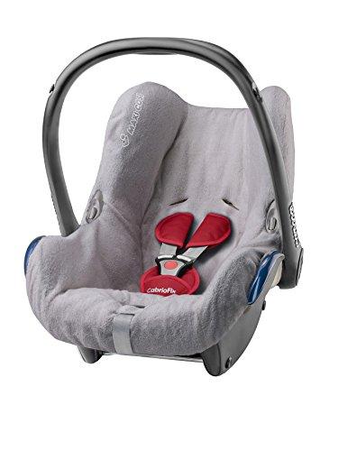 Maxi-Cosi 61408090 Sommerbezug  für Babyschale CabrioFix, Citi und Citi SPS, cool grey