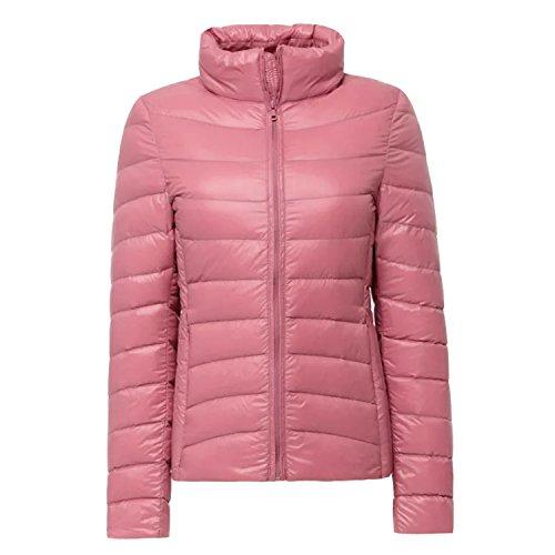 Warm Winter Pink Ladies Ultra Jacket Coats Down Puffer Outdoor Insulated Women Pre Quality Lightweight Duck Premium zSf8pf