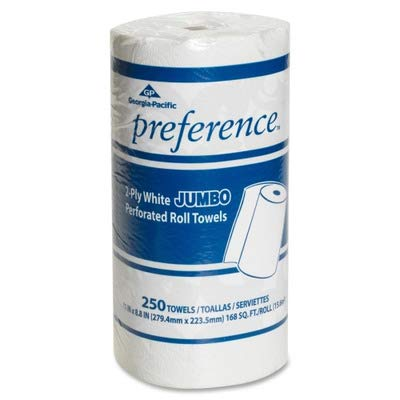 GPC27700 - Georgia-Pacific Preference Jumbo Perforated Roll Towel