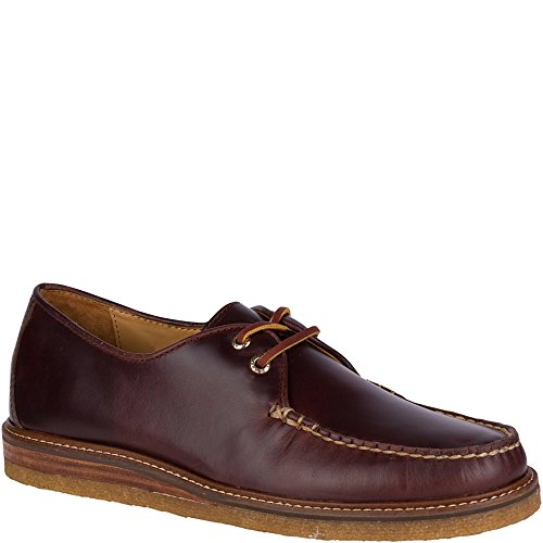 Sperry Top-sider Gold Cup Capitan Crepe Oxford Amaretto