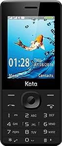 Kata S100 Unlocked GSM Dual-SIM Cell Phone w/ Camera Super light (Orange)