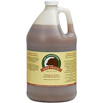 Alaska fish emulsion fertilizer 5 1 1 for Fish fertilizer home depot