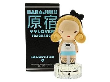 Harajuku Lovers G Gwen Stefani 1 0 Oz Perfume New