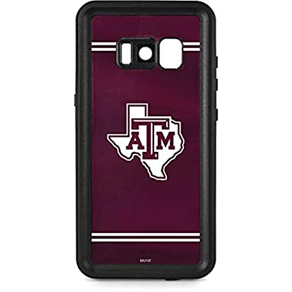 Amazon.com: Texas A & M University Galaxy S8 Case ...