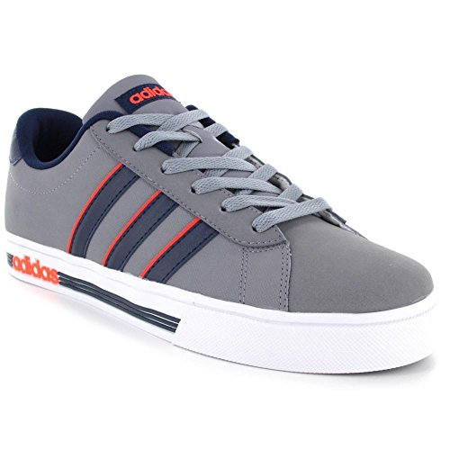 Adidas Daily Team Herren Sneaker, Grau (grau/Maruni/rojsol) 431/3