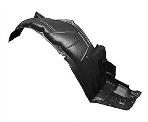 OE Replacement Acura TSX Front Passenger Side Fender Inner Panel (Partslink Number AC1249121) Unknown