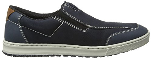 Amaretto Homme Baskets Bleu Rieker Atlantis Blue Denim 15 Pazifik B3052 Basses nvpxIP4Aq