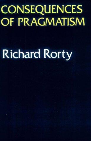 rorty essays on heidegger and others