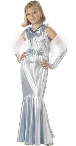 Glamorous Hollywood Movie Star Girl Child (Hollywood Star Costumes)