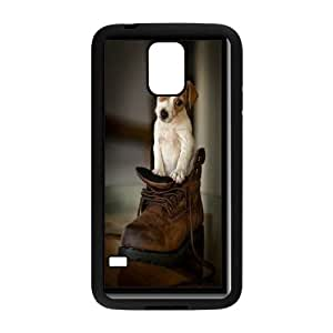 Jack Russell Terrier Cheap Custom Cell Phone Case Cover for SamSung Galaxy S5 I9600, Jack Russell Terrier Galaxy S5 I9600 Case