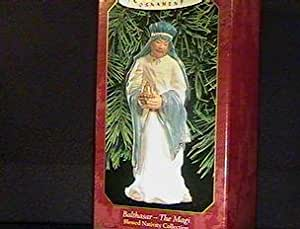 Hallmark Keepsake Ornament - Balthasar The Magi, Blessed Nativity