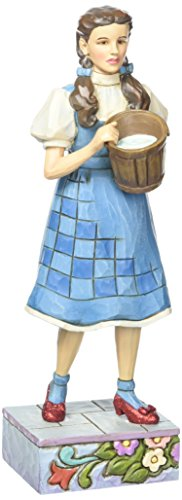 Jim Shore for Enesco The Wizard of Oz Dorothy with pail Figurine, 8-Inch