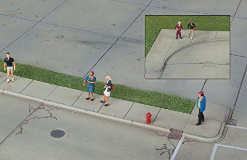 (Concrete Curbs & Sidewalks -- Kit)