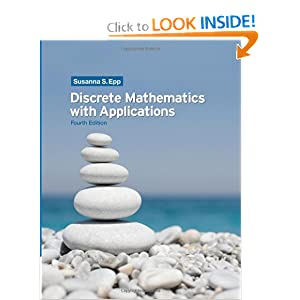 Discrete Mathematics with Applications Susanna Epp