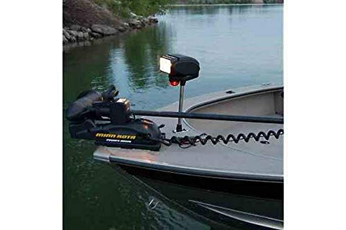 Golight Gobee Bow Mount Searchlight with Red/Green Running Light review