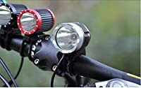Coolshiny® 4 Mode 1200 Lumen Cree XML T6 Bulb LED Bicycle Bike Headlight Lamp Flashlight Light Headlamp
