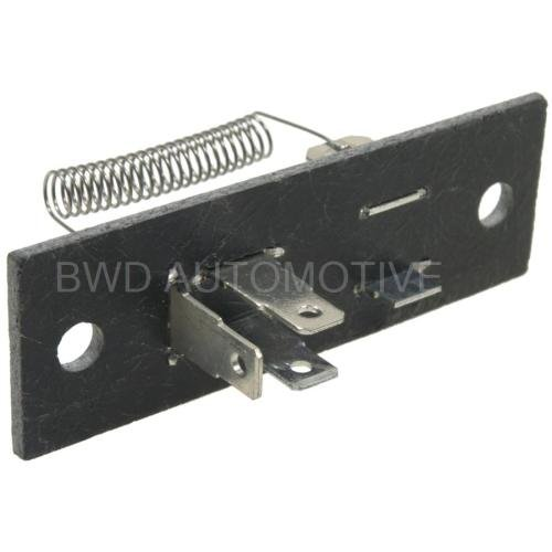 Bwd automotive ru1220 frugal mechanic for Bwd blower motor resistor