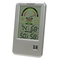La Crosse Technology  WS-9170U-IT  Comfort Meter with In/Out Temperature & Humidity