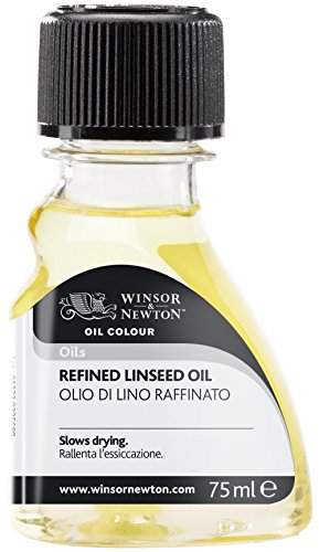 Winsor & Newton Refined Linseed Oil 75ml (3221748)