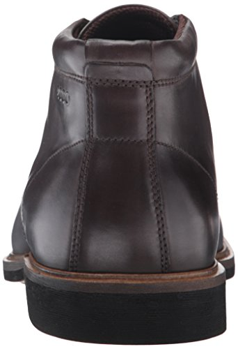 Ecco Mens Findlay Plain Toe Boot