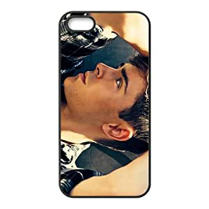 Zac Efron Brand New And Custom Hard Case Cover Protector For Iphone 5s