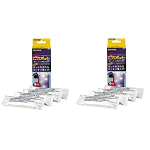 Zojirushi Electric Dispensing Pot Cleaner and Descaler, 8 Count