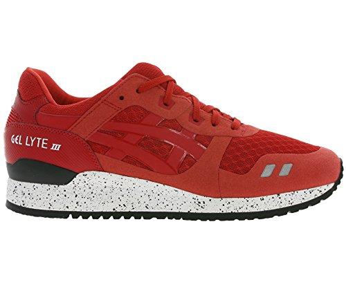 Asics Scarpe Uomo Gel Lyte III NS Red/Red H5Y0N 2323