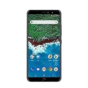 "BQ Aquaris X2 Pro - Smartphone de 5.65"" (Wi-Fi, 4 GB de RAM, Memoria Interna de 64 GB, Bluetooth 5.0, Dual cámara 12 MP y 5 MP, Android 8.1.0 Oreo), Color Midnight Negro"