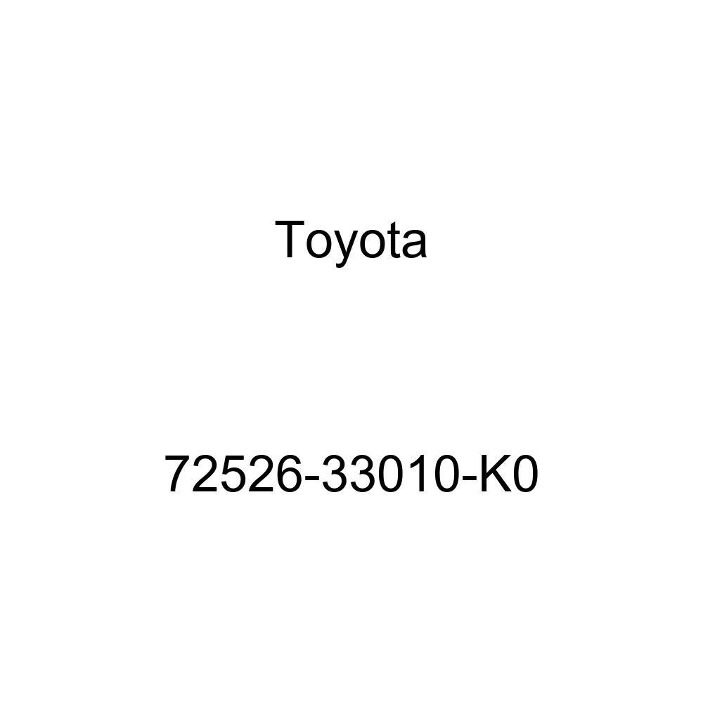 Genuine Honda 72140-S86-K01ZC Door Handle Assembly Right Front