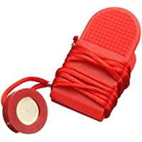 HEONE Red Treadmills Switch Lock, Running Machine Safety Key Treadmill Magnetic Switch Lock for Fitness