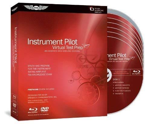 ASA Instrument Rating VIRTUAL Test Prep VTP-I