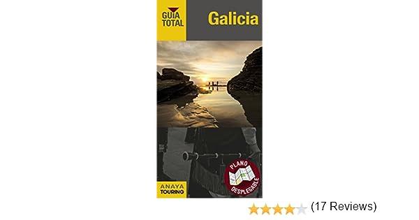 Galicia (Guía Total - España): Amazon.es: Anaya Touring, Pombo Rodríguez, Antón: Libros
