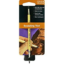 Colour Shaper Double Ended Sculpting Tool with Taper Point 0