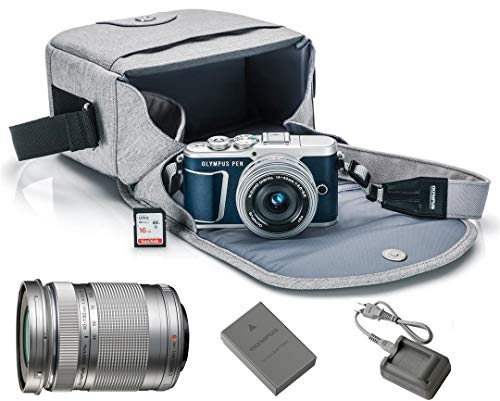 OlympusPEN E-PL9 Mirrorless MicroFour Thirds Digital Camera