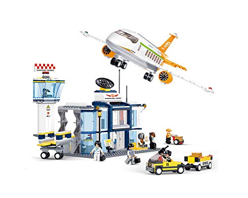 Keefe Building Blocks Sets Aviation Series Construction Toys (0367)