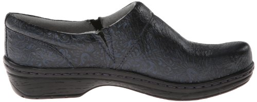 Klogs Usa Womens Mission Mule Navy Tooled