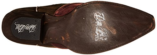 Multi Western Tan Carlita Dan Boot Women's Post HCwPnYx6qp