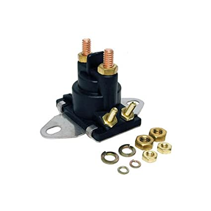 Amazon.com: STARTER SLAVE SOLENOID | GLM Part Number: 72390; Sierra on